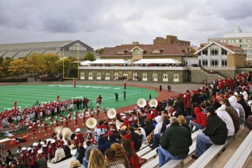 Schoellkopf Memorial Hall Renovation and Addition - Cornell University