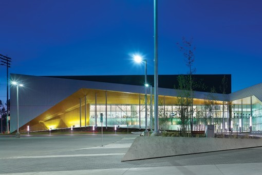 Commonwealth Community Recreation Centre Renovation and Addition