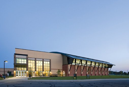 Zeeland West High School Natatorium