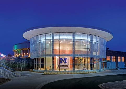 Crisler Center Renovation and Addition - U. of Michigan