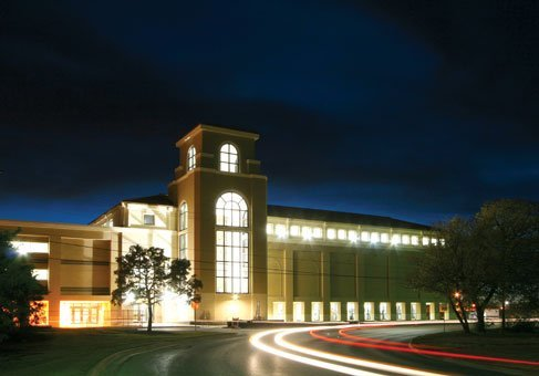 Texas State University Student Recreation Center Renovation and Expansion