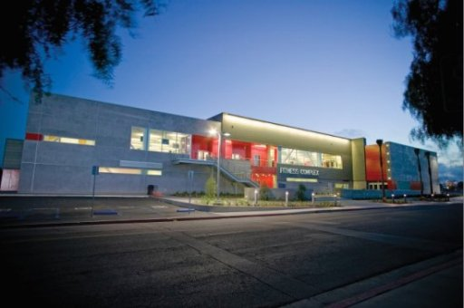 Orange Coast College Fitness Complex