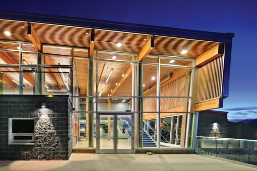 Cowichan Lake Sports Arena Renovation and Addition