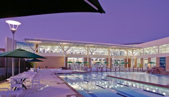 Stephen F. Austin State University Recreation Center