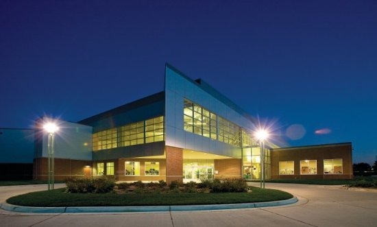 The Health and Fitness Center at Washtenaw Community College