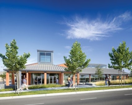 Joseph E. Gallo Recreation and Wellness Center - University of California Merced