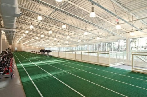 Burton Family Football Complex - The Mark R. Shenkman Training Center - University of Connecticut