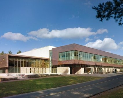 University of Maine Student Recreation and Fitness Center