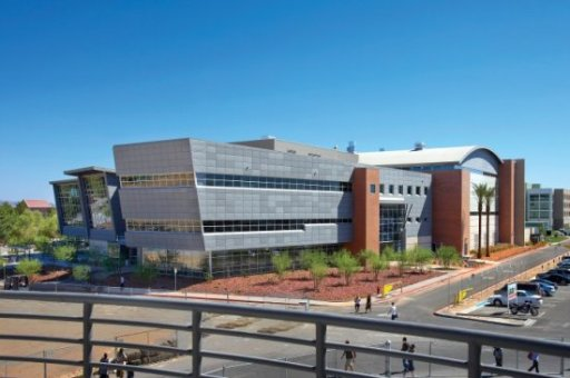 University of Nevada, Las Vegas - Student Recreation and Wellness Center