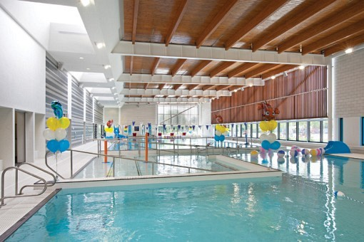 Clarkson Community Centre Pool Expansion