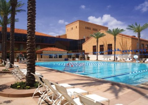 Gregory Gymnasium Aquatic Complex Renovation and Expansion - University of Texas at Austin