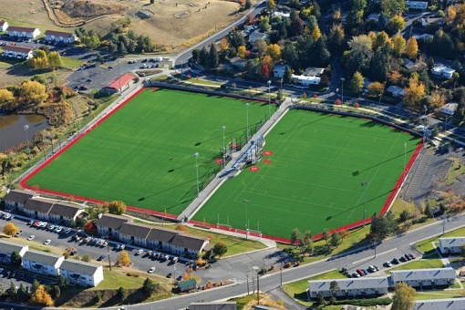 Valley Road & Grimes Way Playfields