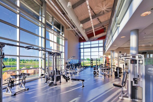 University of South Dakota Wellness Center