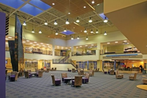 Wright State University - Student Union/Recreation Center Renovation