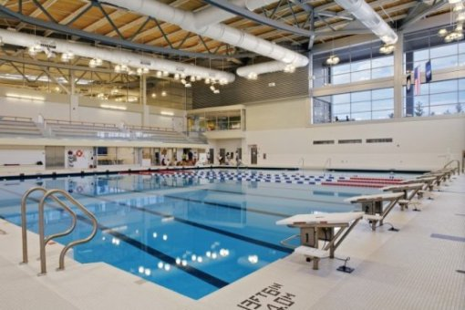 Grumbacher Sports and Fitness Center - York College of Pennsylvania