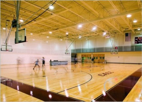 Philadelphia University - Athletic & Recreation Center, Renovation and Addition