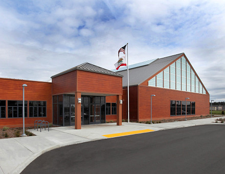 C.V. Starr Community Center and Sigrid & Harry Spath Aquatic Center