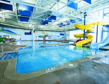 Casper Family Aquatic Center Expansion