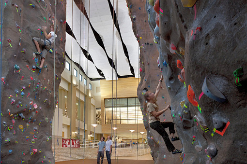 Texas State University Student Recreation Center Expansion and Renovation