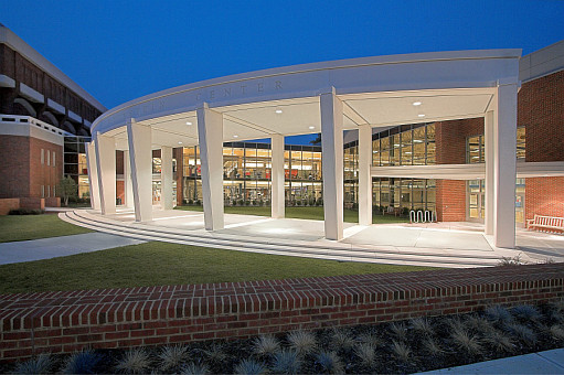 Weinstein Center for Recreation & Wellness Renovation and Addition University of Richmond