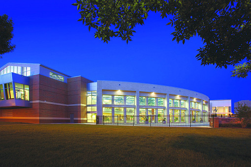 Indiana State University Student Recreation Center