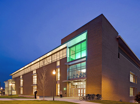 University of Massachusetts - Amherst Campus Recreation Center