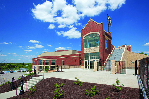 Chlapaty Recreation and Wellness Center/Football Stadium Renovation University of Dubuque