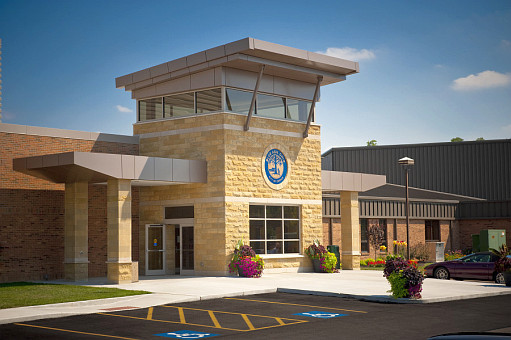 Blue Ash Recreation Center Renovation and Expansion
