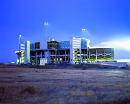 Hughes Stadium Expansion  Colorado State University