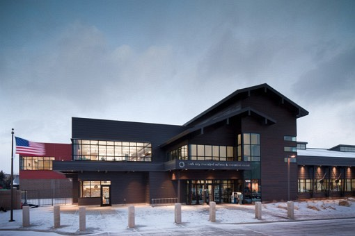 Park City MARC Renovation and Addition