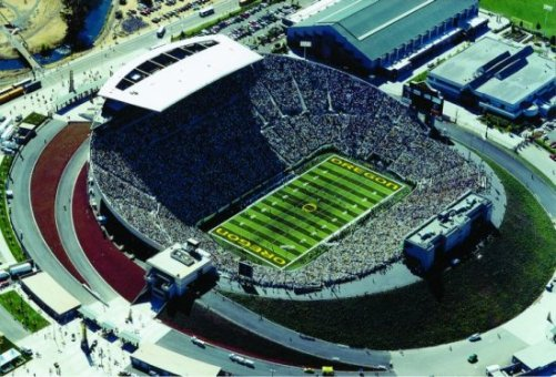 Autzen Stadium Renovation and Expansion  University of Oregon