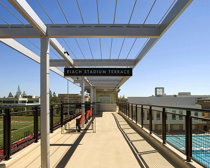 Erin J. Lastinger Athletics Complex Chapman University