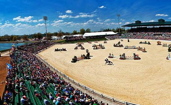 Kentucky Horse Park Outdoor Stadium