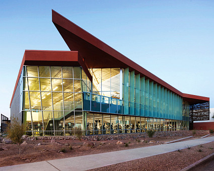 University of Arizona Student Recreation Center Expansion