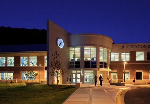 Morehead State University Recreation and Wellness Center