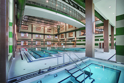 Marshall University Recreation Center