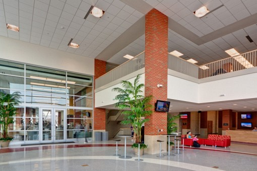 Ball State University Student Recreation and Wellness Center