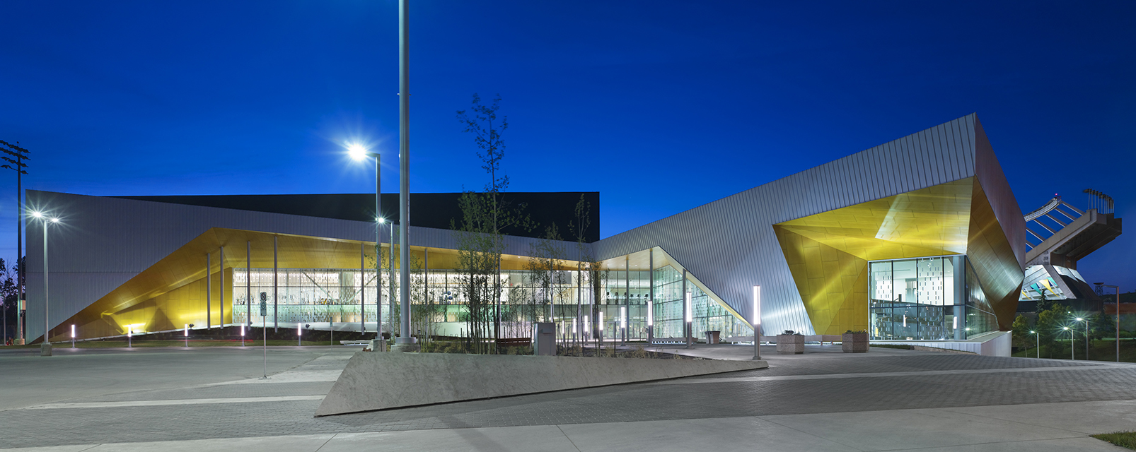 2013 Facilities Of Merit Commonwealth Community Recreation Centre Athletic Business